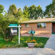 Rental info for 8610 W. 32nd Place in the 80033 area