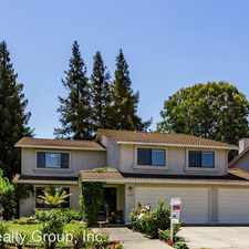 Rental info for 3281 Arroyo Drive