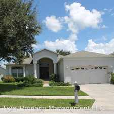 Rental info for 4626 Sheringham Court in the Spring Hill area