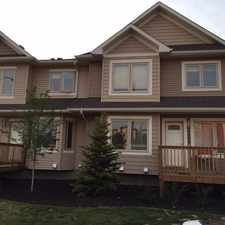 Rental info for Townhouses w/ Finished Basement in the McCauley area