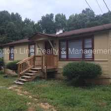 Rental info for Recently updated home available now! in the Hickory Ridge area