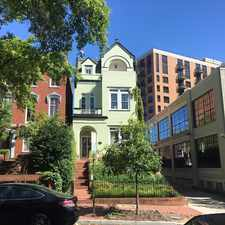 Rental info for 1123 5th Street Northwest #1 in the Downtown-Penn Quarter-Chinatown area
