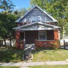 Rental info for 302 Somerset - 302 #½ in the Scott Park area