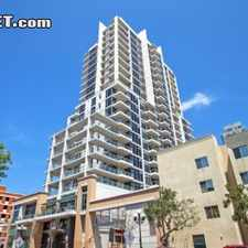 Rental info for $2800 0 bedroom Apartment in Central San Diego Gaslamp Quarter in the San Diego area