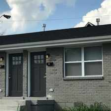 Rental info for Gorgeous Remodeled 2 Bedroom 1 Bath Unit Off Ch... in the Nashville-Davidson area