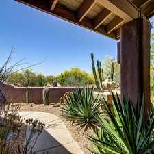 Rental info for Cave Creek Luxurious 3 + 2