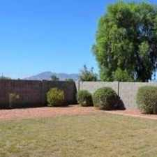 Rental info for Maricopa - Spacious 4 Bedroom Home With Large M...