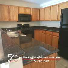 Rental info for HUGE 2 BED 2 BATH Den (1418 SF) DELUXE FEATURES INCL. DISHWASHER, W/D - NON-SMOKING BUILDING in the Skokie area