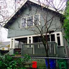 Rental info for 3862 SE Yamhill Street in the Sunnyside area