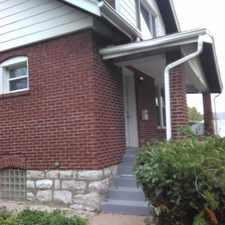 Rental info for 3337 Oak Hill in the Tower Grove South area