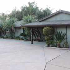 Rental info for Beautiful Fully Furnished Single Story Tropical... in the Camarillo area
