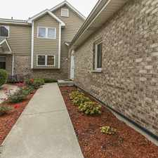 Rental info for 8632 Tullamore Drive in the Mokena area