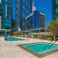 Rental info for $3900 1 bedroom Townhouse in Metro Los Angeles Downtown in the Los Angeles area