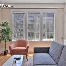 Rental info for $4400 1 bedroom Apartment in Nob Hill in the Lower Nob Hill area