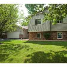 Rental info for Lovely 4BR 3BA Maple Grove Home for Rent in the Maple Grove area