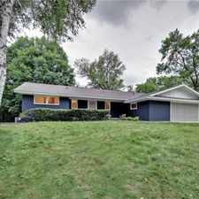 Rental info for Lovely 4BR 4BA Home for Rent in Minnetonka Schools! in the 55345 area