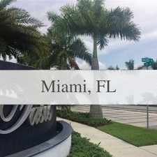 Rental info for Spectacular Corner Home With 4 Bedrooms And 5. ... in the Hialeah area