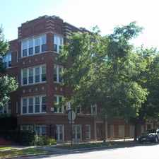 Rental info for N Wolcott Ave in the Ravenswood area