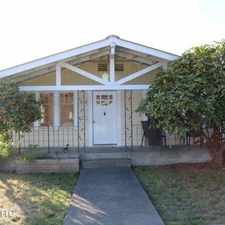Rental info for 293 G ST - 293 G ST in the Arcata area