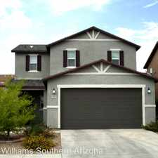 Rental info for 7005 S Red Maids Drive in the Tucson area