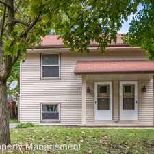 Rental info for 1858 East Park Ave in the Des Moines area