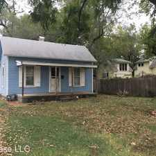 Rental info for 410 W 9th in the Newton area