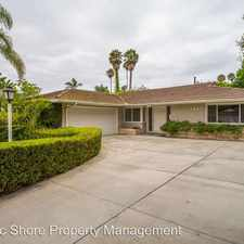 Rental info for 1487 Allenford Ave in the Pacific Palisades area
