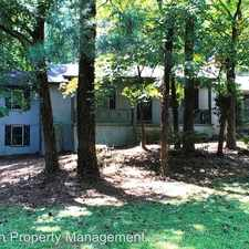 Rental info for 4561 Lost Mountain Drive