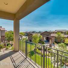 Rental info for 4777 S. Fulton Ranch # 1024