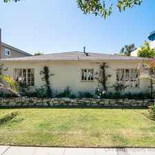 Rental info for 816 17th St in the Los Angeles area