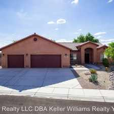 Rental info for 10840 S. Madero St in the Fortuna Foothills area