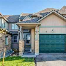 Rental info for 5662 Glen Erin Drive #48 in the Mississauga area