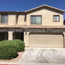 Rental info for 2160 East Greenlee Avenue in the Apache Junction area