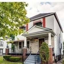 Rental info for Detroit - Remarkable Four Bedroom One Bath Rent... in the Indian Village area