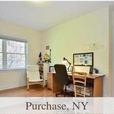 Rental info for Outstanding Opportunity To Live At The Purchase...