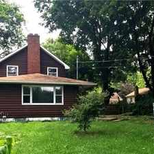 Rental info for Stunning Log Cabin Style Home For Rent!