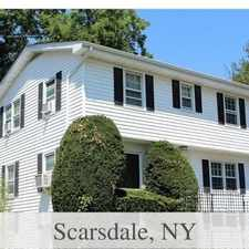Rental info for House For Rent In Scarsdale.