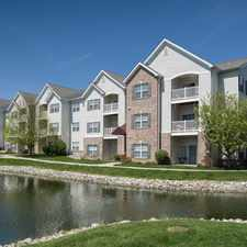Rental info for Green Mount Lakes in the O'Fallon area