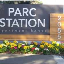 Rental info for Parc Station Apartments