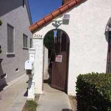 Rental info for 1/2 Ximeno Ave, Long Beach, CA 90803 in the Belmont Park area