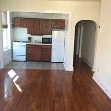 Rental info for 126 South 22nd Street #3R in the Center City West area