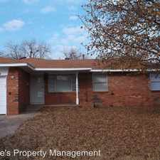 Rental info for 3109 SE 20th St. in the 73115 area