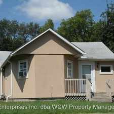 Rental info for 1029 SW Plass Ave. in the 66604 area