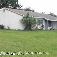 Rental info for 1346 Nolan St NE in the Palm Bay area