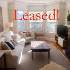 Rental info for Noe Valley in the San Francisco area