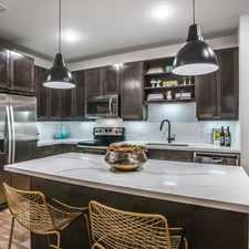Rental info for Gables Water Street in the Dallas area