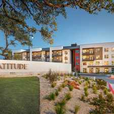 Rental info for Latitude at Presidio