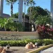 Rental info for 7965 SW 104th St #107A in the Pinecrest area