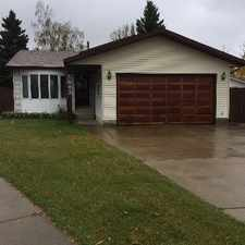 Rental info for 4-level split house (Millwoods) 4 bedrooms - 2000 sq ft in the Downtown area