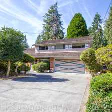 Rental info for 22704 105th AVE W